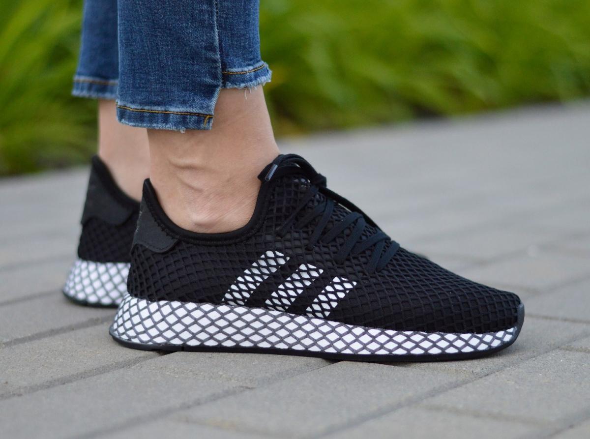 Details about Adidas Deerupt Runner J CG6840 Junior/Women's Sneakers